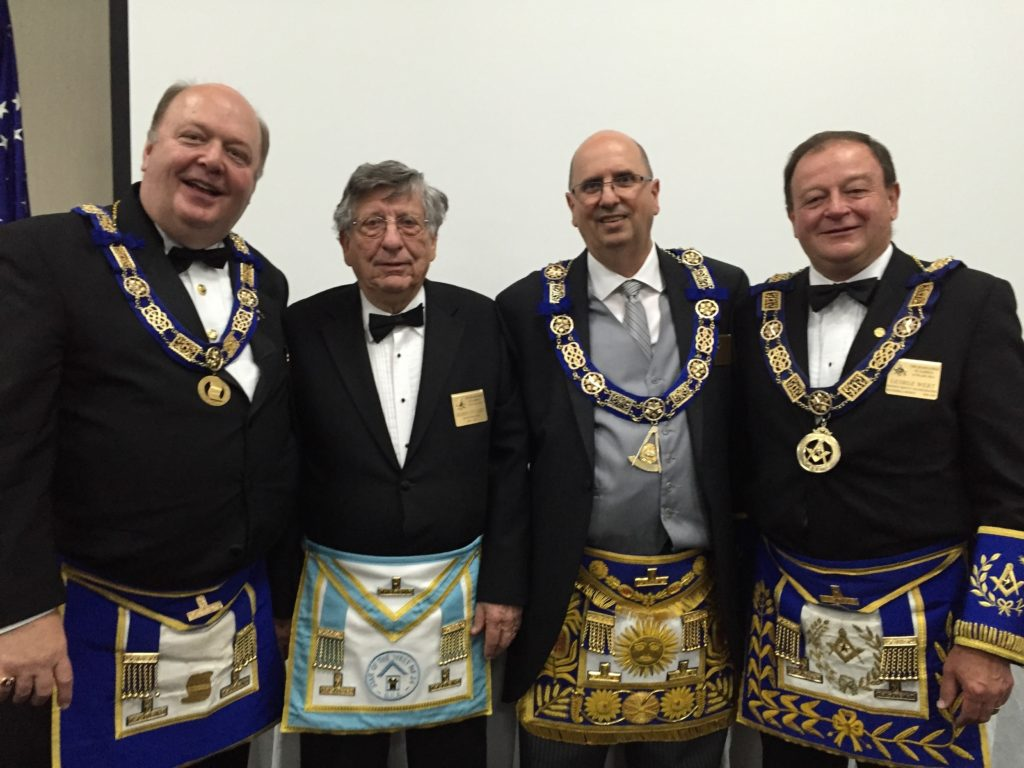 Grand Lodge officersA